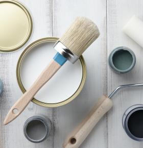 Guía de limpieza de brochas y rodillos para reducir su impacto ambiental