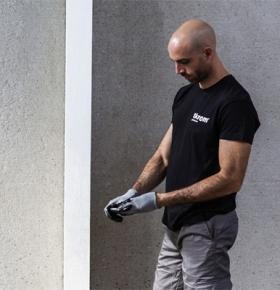 La preparación del soporte es clave para pintar como un profesional