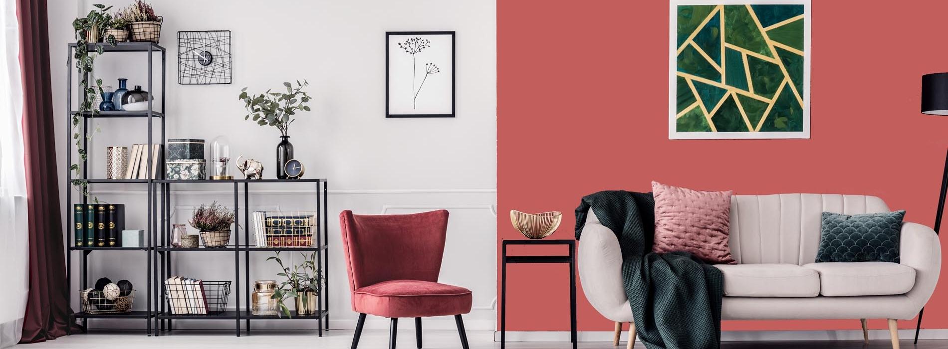 Los 8 colores con los que querrás pintar tu casa este otoño.