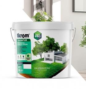 Tkrom Calnatur la pintura que absorbe CO2